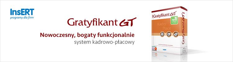 Gratyfikant GT: Nowoczesny, bogaty funkcjonalnie system kadrowo-płacowy