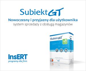 Subiekt GT: Nowoczesny i przyjazny dla uşytkownika system sprzedaşy z obsługą magazynów